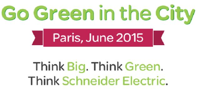 Go Green in the City 2015 busca las mejores ideas de eficiencia energética