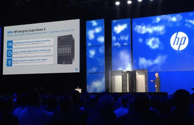 HP descubre en Discover 2014 Barcelona nuevas tecnologías para mejorar los resultados de negocioHP descubre en Discover 2014 Barcelona nuevas tecnologías para mejorar los resultados de negocio