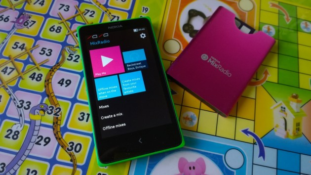La aplicación de mensajería Line compra su primera aplicación, Service MixRadio