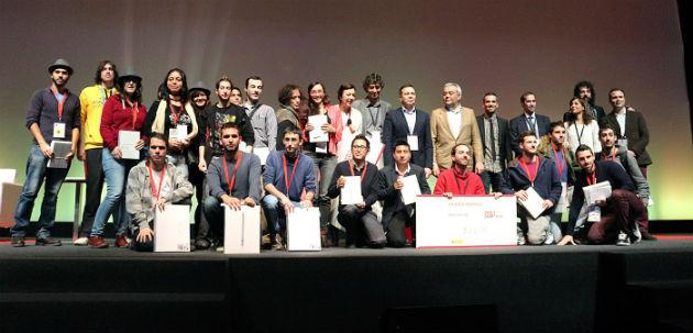 Premiados CyberCamp 2014
