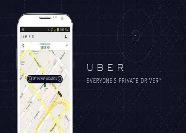 Uber confirma una nueva ronda de financiación de 1.200 millones de dólares