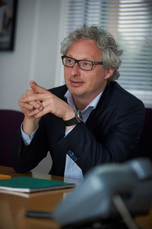 Willem Hendrickx presidente de Operaciones de Alcatel-Lucent en  EMEA