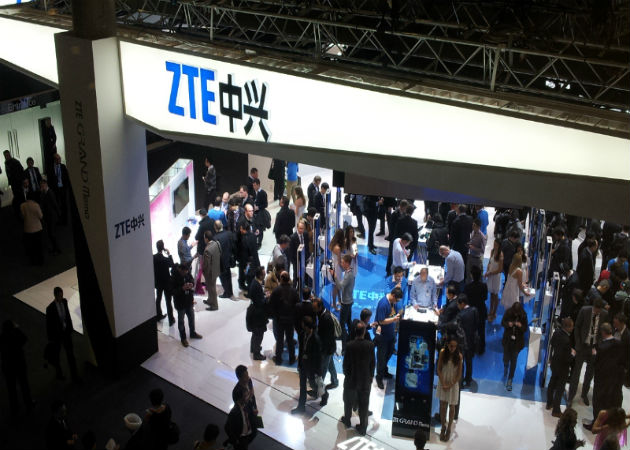 ZTE reducirá su producción de telefonía