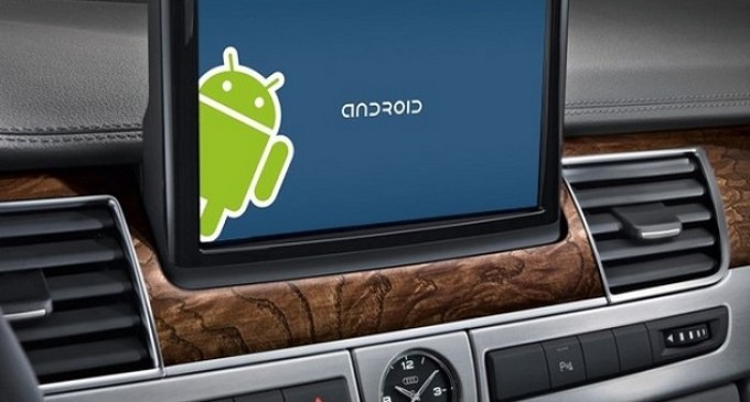 Google trabaja en un Android integrado directamente en coches