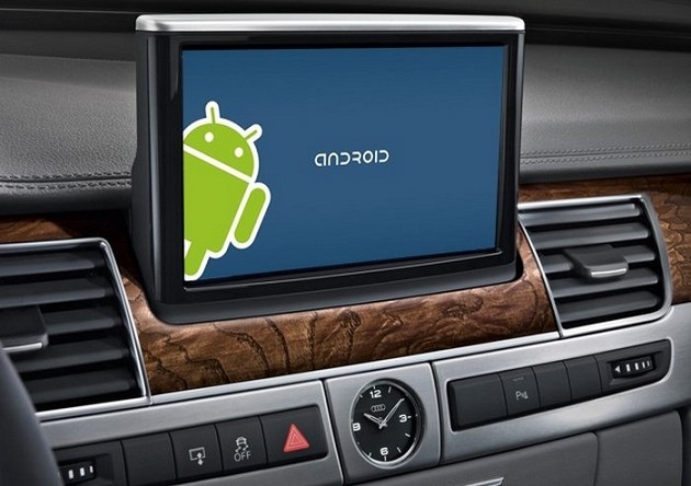 android coches