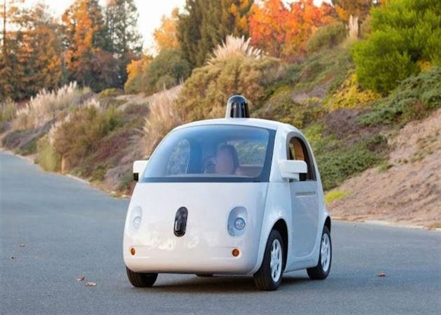 Google presenta el primer prototipo funcional de su coche autónomo