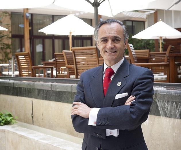 Santiago Solanas, en el club de directivos españoles que triunfan por el mundo