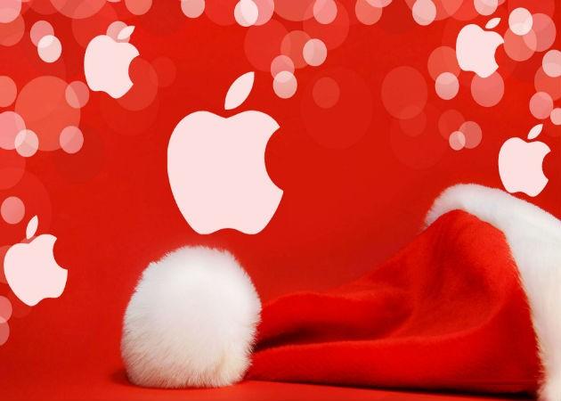 Apple, muy por encima de sus rivales por Navidad