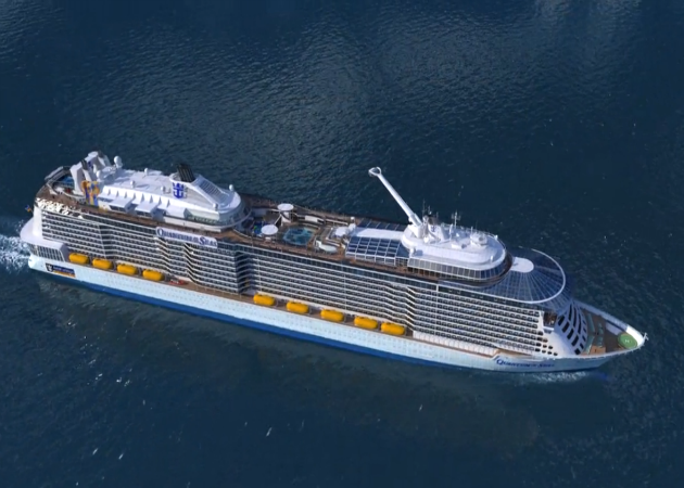 Los 40.000 miembros de Royal Caribbean reciben tablets con Windows 8.1