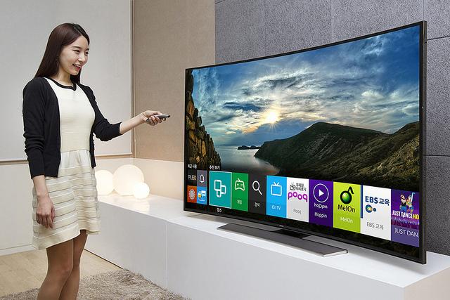 Samsung tiene grandes ambiciones para los televisores con Tizen