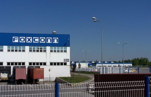 Foxconn tendrá que recortar puestos de trabajo