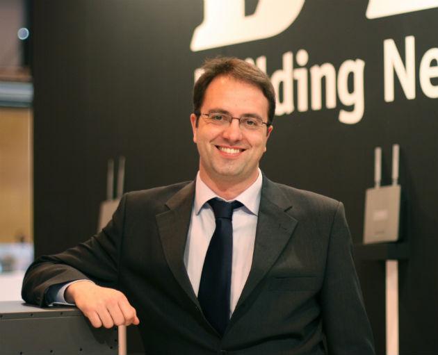 Antonio Navarro, nuevo Country Manager de D-Link Iberia