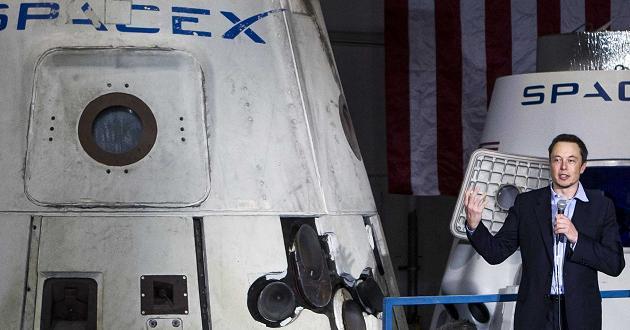 Google y Fidelity invierten en SpaceX para llegar a Marte