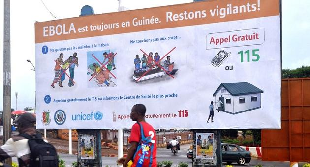 Facebook ayuda lucha ébola