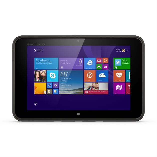 HP Pro Tablet 10 EE Front