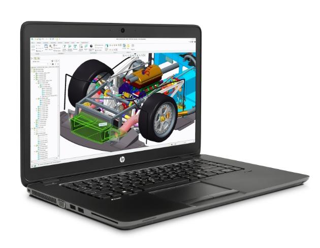 HP presenta su renovada familia de estaciones de trabajo