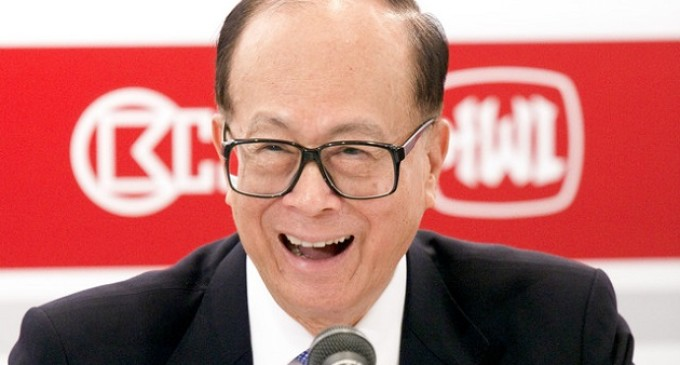 Hutchison Whampoa pagaría hasta 13.500 millones de euros por O2