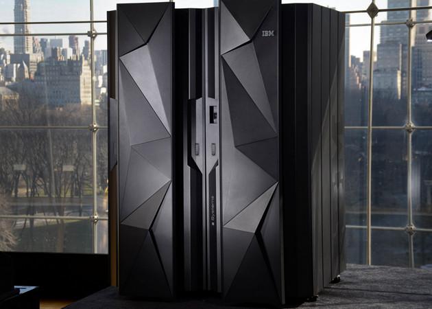 IBM presenta su nuevo mainframe, el z13
