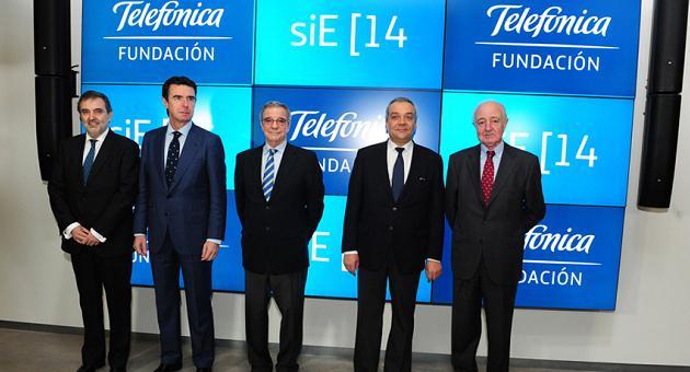 SIE 2014 Telefónica