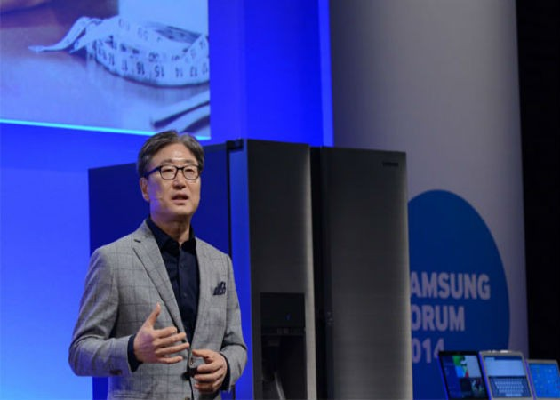 Samsung llevará Internet de las Cosas a todos sus dispositivos en 2020