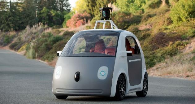 Google se asocia con fabricantes de automóviles para lanzar los primeros coches autónomos