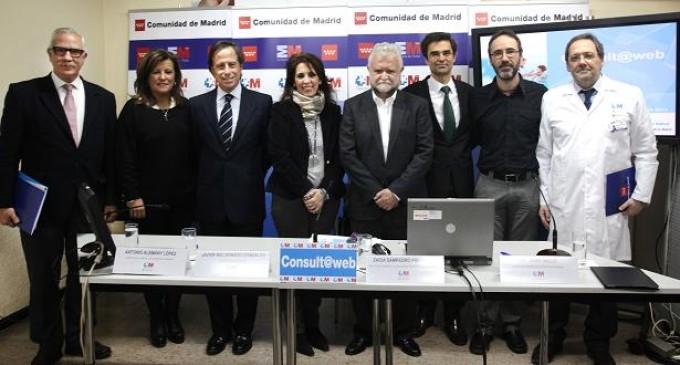 La Comunidad de Madrid apuesta por el Big Data con la nueva app Consult@web