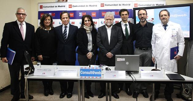 Consultaweb Comunidad Madrid