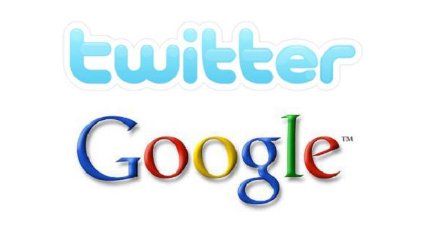 Twitter aumenta su cotización por los rumores de compra de Google