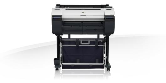 Canon lanza dos nuevas impresoras en color de gran formato imagePROGRAF