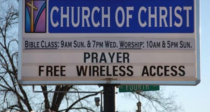 Proponen que las iglesias tengan Wi-Fi en Inglaterra