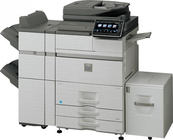 Sharp presenta nuevas impresoras de alto rendimiento A3