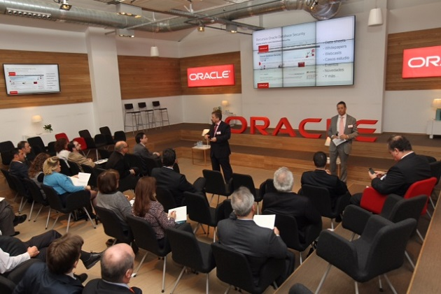 oracle seguridad