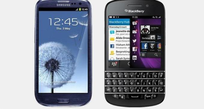 ¿Qué ganaría Samsung comprando Blackberry?