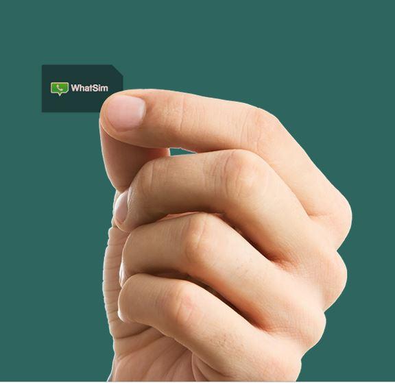 WhatSim, la tarjeta SIM para WhatsApp