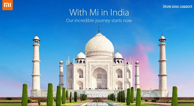 La apuesta de Xiaomi por India es on-line y off-line