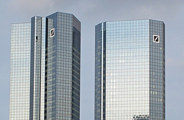 Deutsche Bank y Hewlett-Packard firman un acuerdo multimillonario
