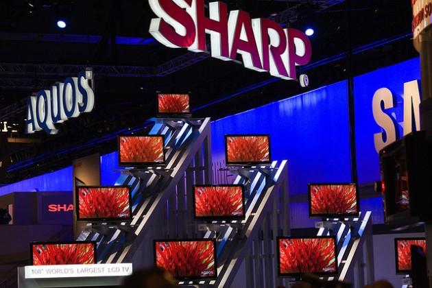 Sharp tampoco venderá su división de pantallas