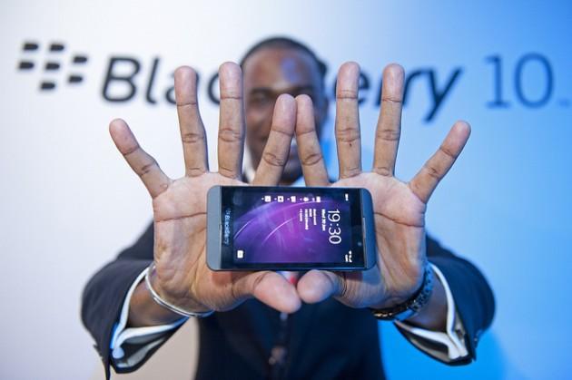 BlackBerry actualiza su software para ofrecer acceso a aplicaciones Android