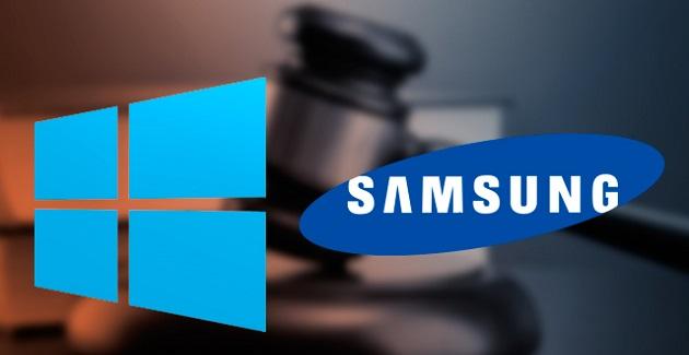 Acuerdo Microsoft y Samsung