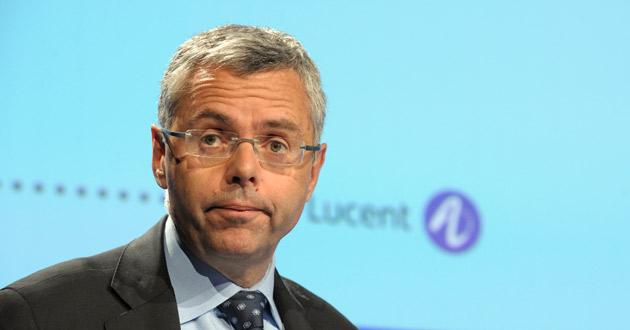 Alcatel-Lucent Michel Combes