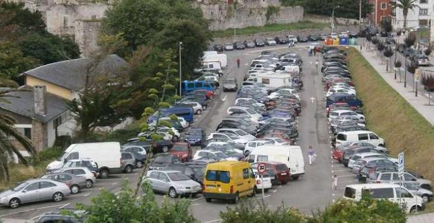 Siemens crea una app para encontrar aparcamiento