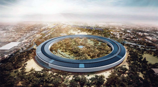 Apple invierte 850 millones de dólares en una granja solar