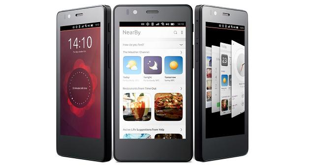 Aquaris E4.5, el primer smartphone con sistema operativo Ubuntu