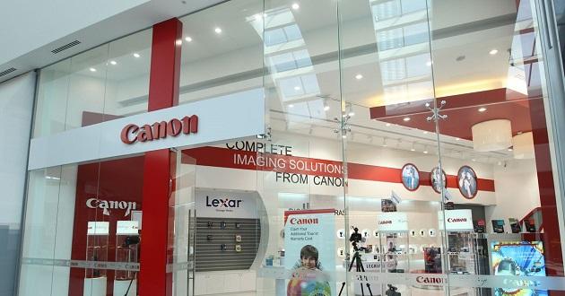 Canon Axis