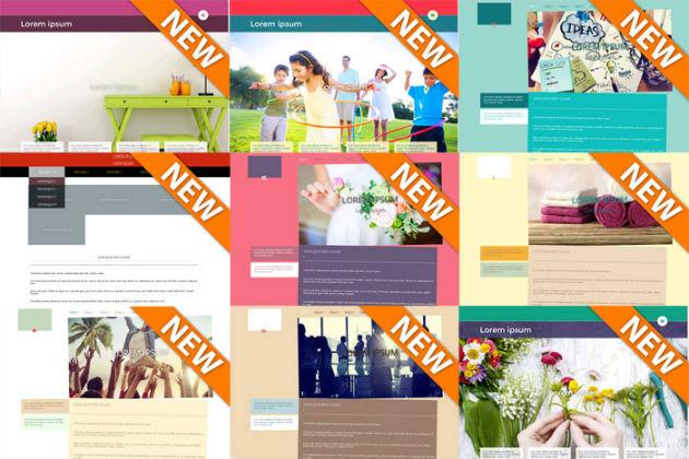 Strato ofrece nuevos diseños y funcionalidades en su servicio Mi Web PRO
