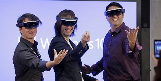 Las HoloLens de Microsoft son peligrosas, según Magic Leap