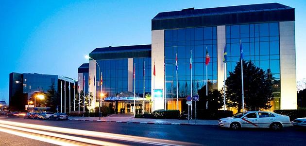 Hotel Meliá Avenida de América, comunicaciones al servicio del cliente