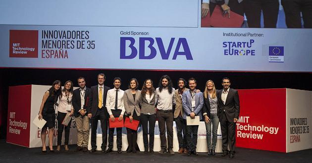 Innovadores menores de 35 España 2014