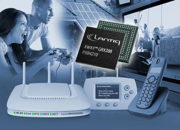 Intel se adentra todavía más en el Internet de las cosas con la compra de Lantiq