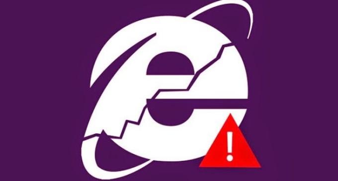 Los hackers pueden obtener información privada a través de IE 11